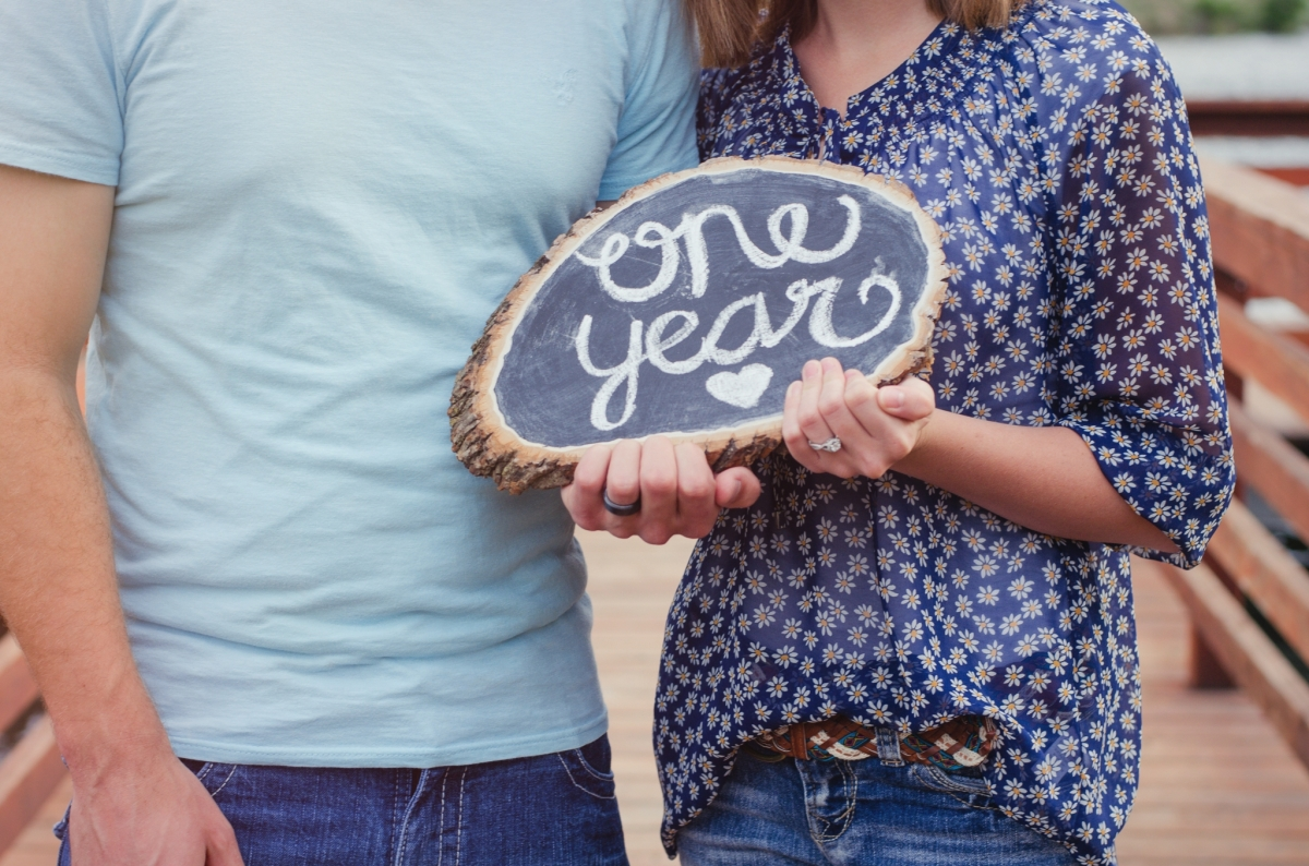 Kyleigh & Riley's One Year Anniversary | Central PA Photographer